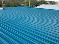 屋根 はぜ締め折板 SV-7型