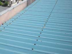 金属系 重ね式折板